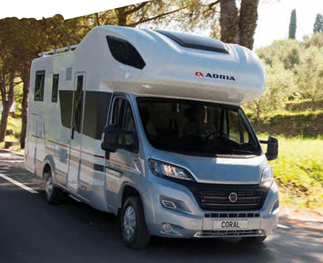 ADRIA Caravan Exterieur