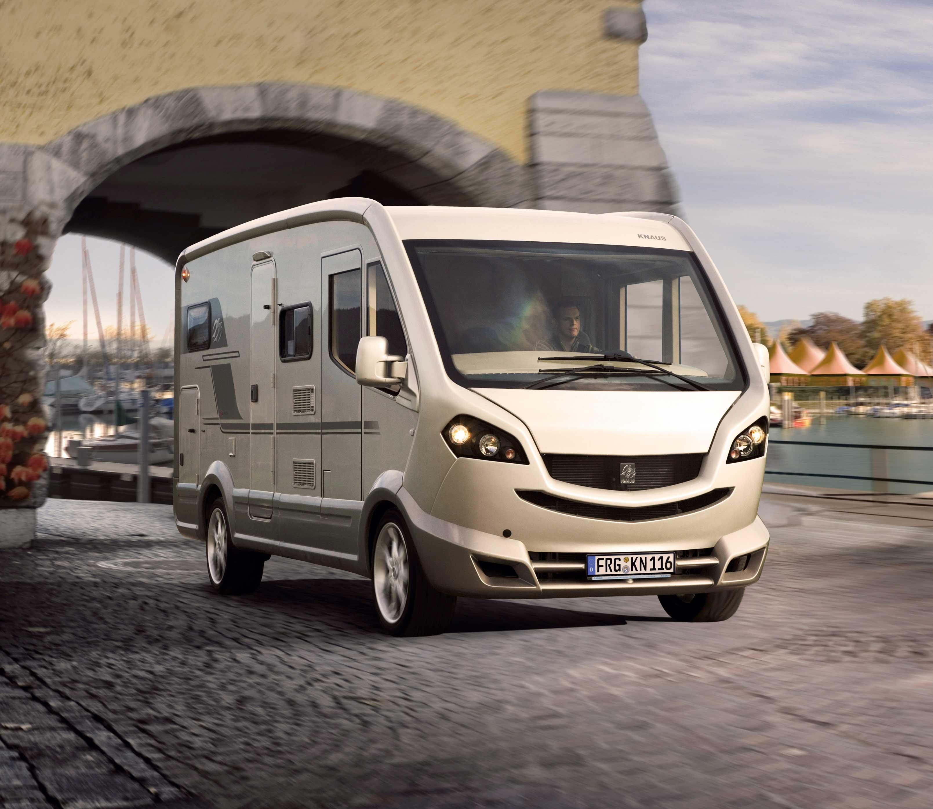 Knaus Caravan Exterieur